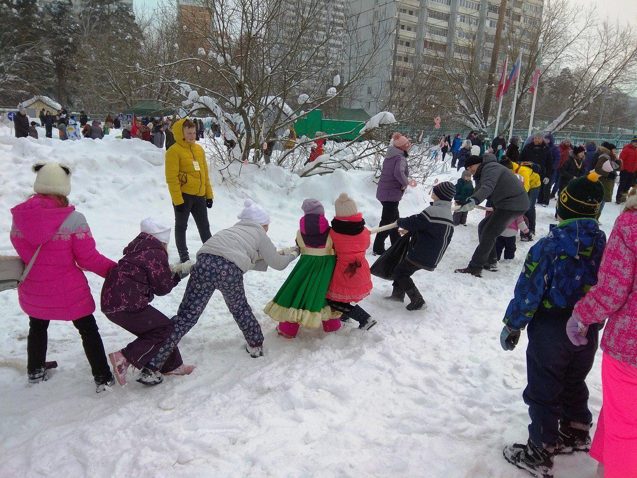Праздник «Гуляй, широкая Масленица!» – события на сайте «Московские Сезоны»