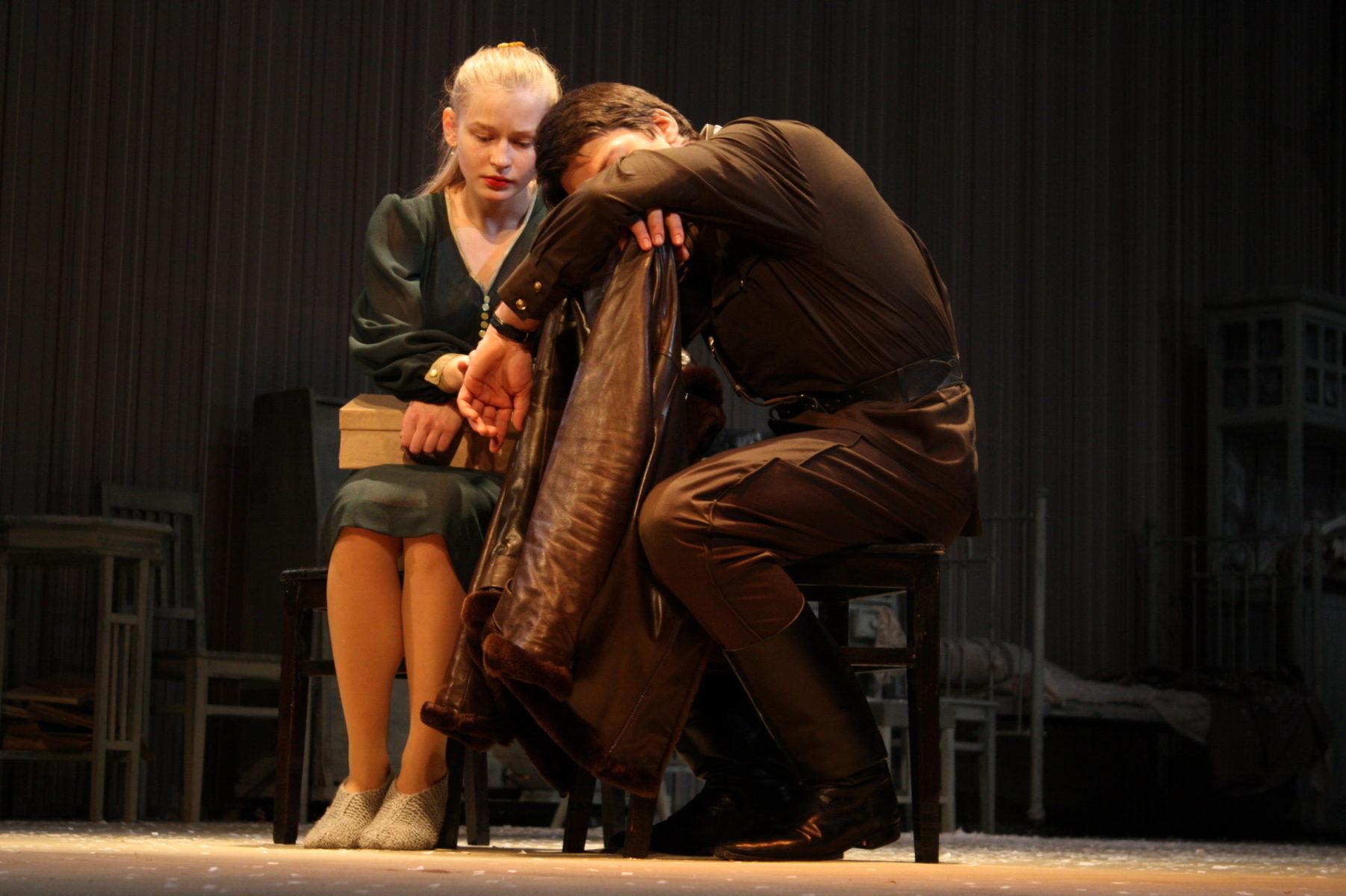 Спектакль «Варшавская мелодия» – события на сайте «Московские Сезоны»