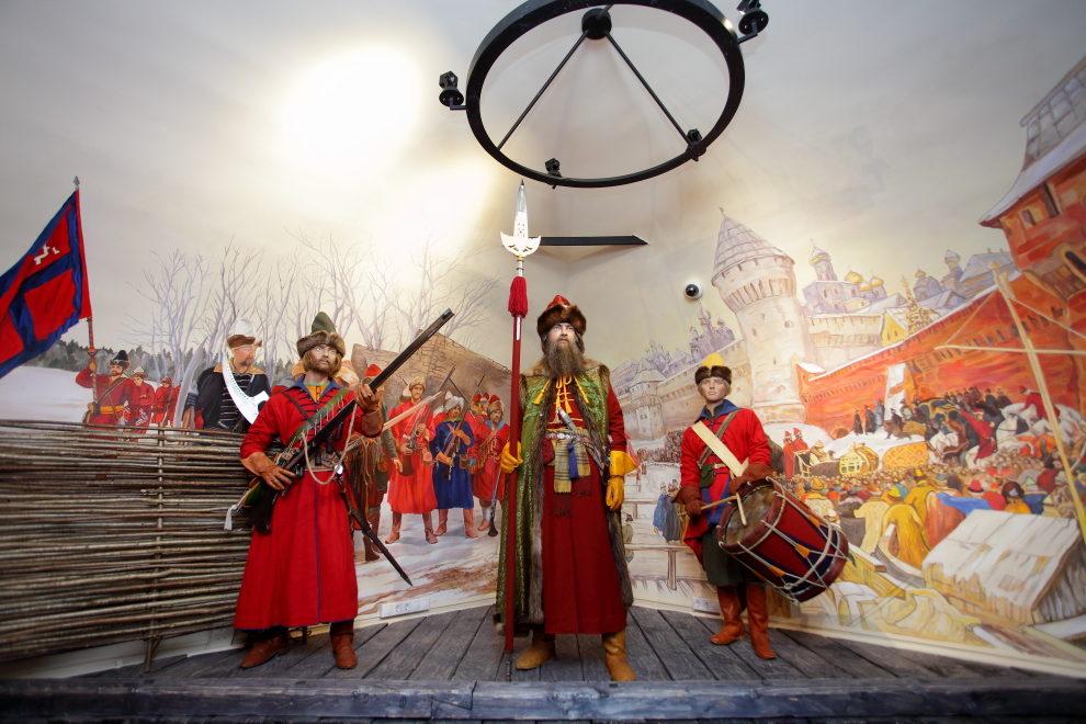 Экскурсия «Хитрости ратного дела» – события на сайте «Московские Сезоны»