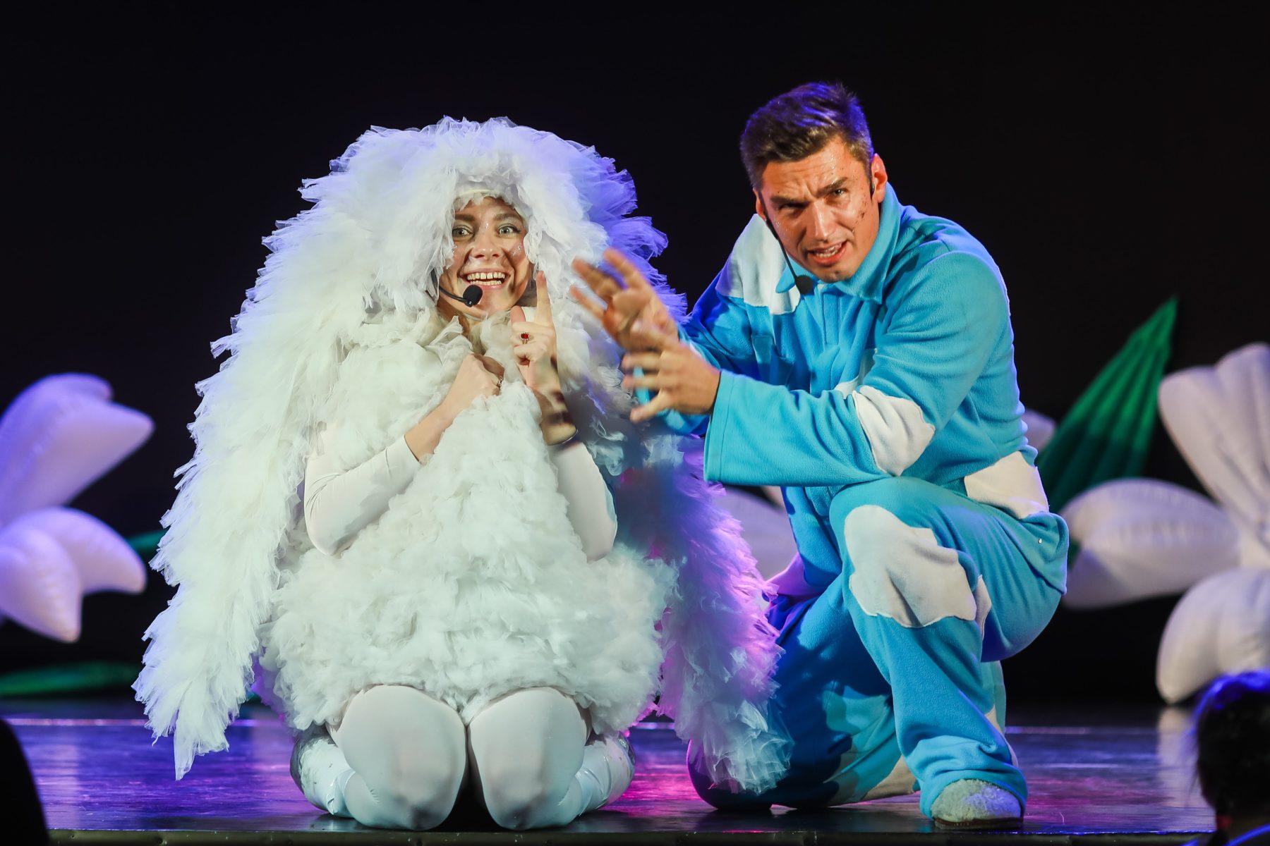 Шоу «Тайна Лунозавра» – события на сайте «Московские Сезоны»