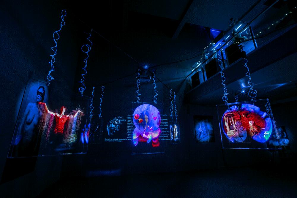 Голографическая выставка «Элиз» – события на сайте «Московские Сезоны»