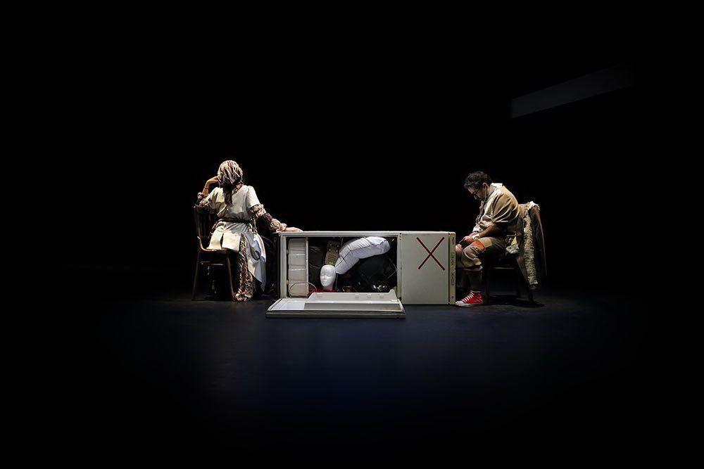 Спектакль «Обитель молчания» – события на сайте «Московские Сезоны»