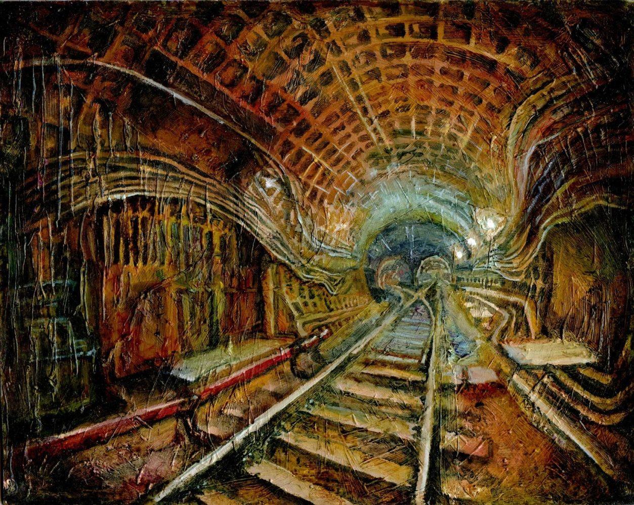 Мастер-класс «Глубокая графика. Как превратить мрачный тоннель в произведение искусства» – события на сайте «Московские Сезоны»