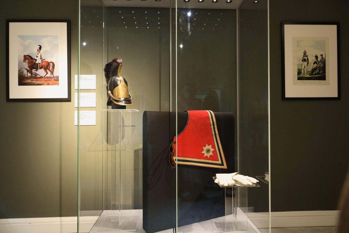 Выставка «Спасенные реликвии. Два века славы» – события на сайте «Московские Сезоны»