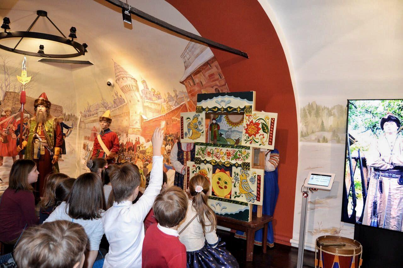 Летняя программа «Забавушка» в Музее «Стрелецкие палаты» – события на сайте «Московские Сезоны»