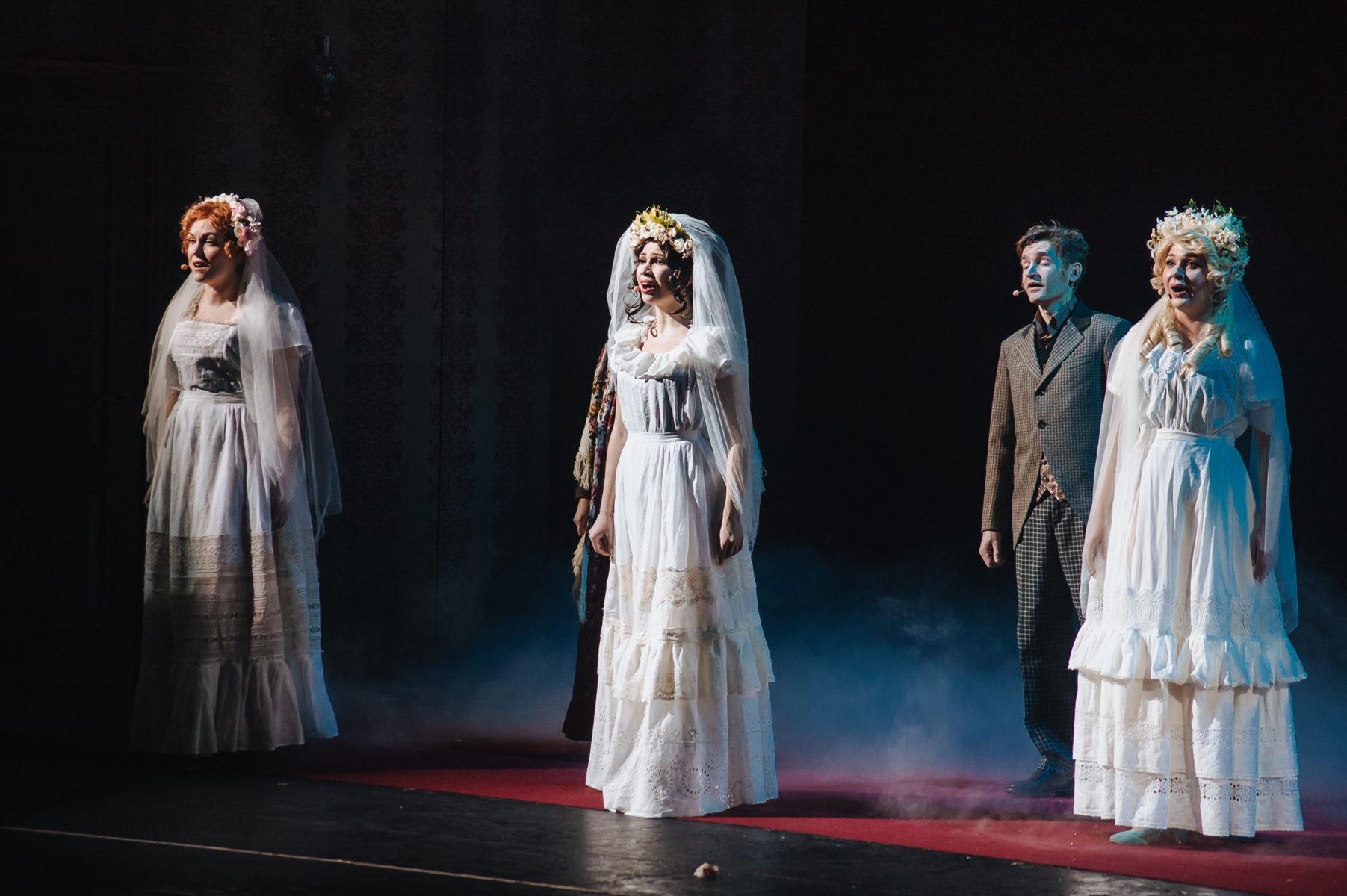 Спектакль Анны Бабановой «Яма» – события на сайте «Московские Сезоны»
