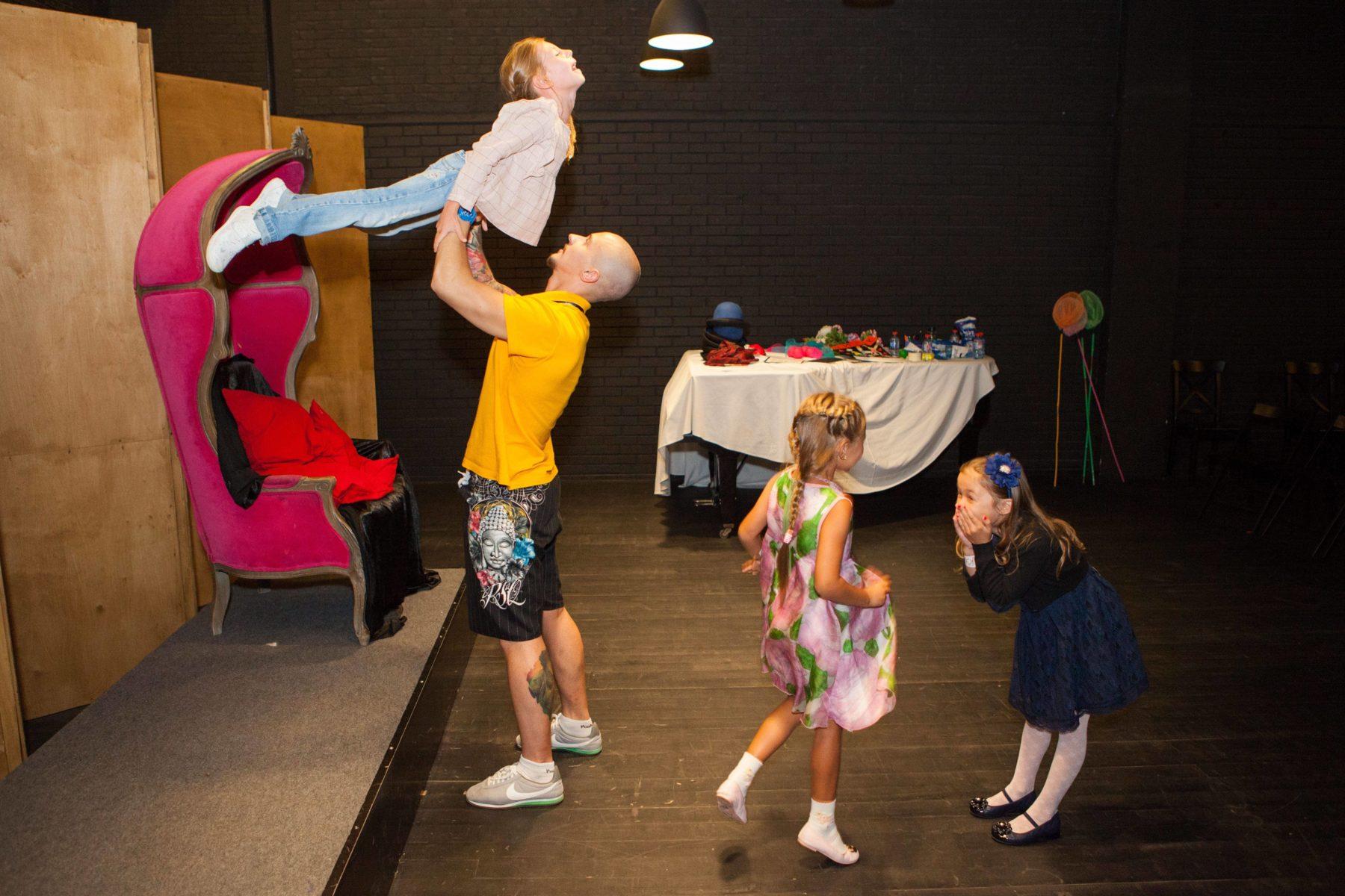 День театра в «Мастерславле» – события на сайте «Московские Сезоны»