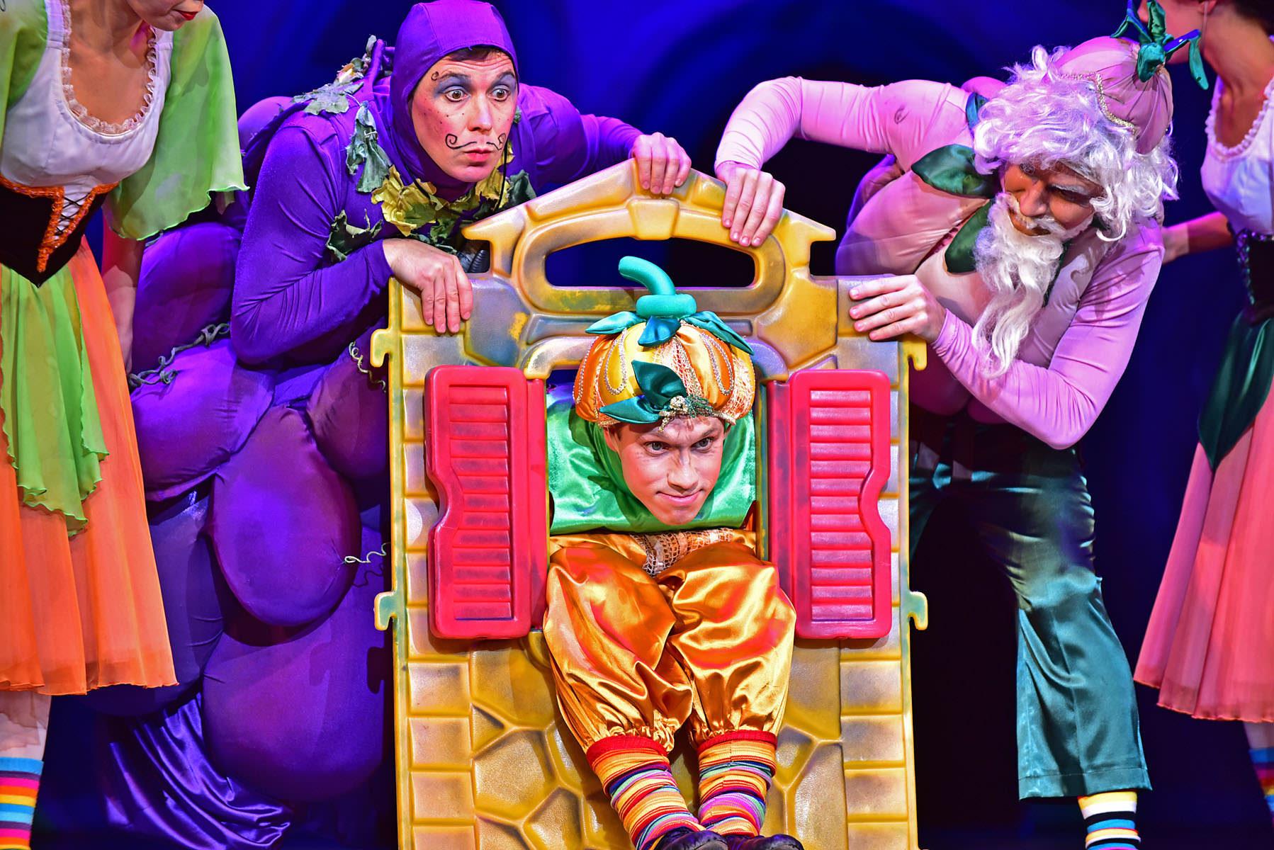 Балет «Чиполлино» в постановке Николая Андросова – события на сайте «Московские Сезоны»