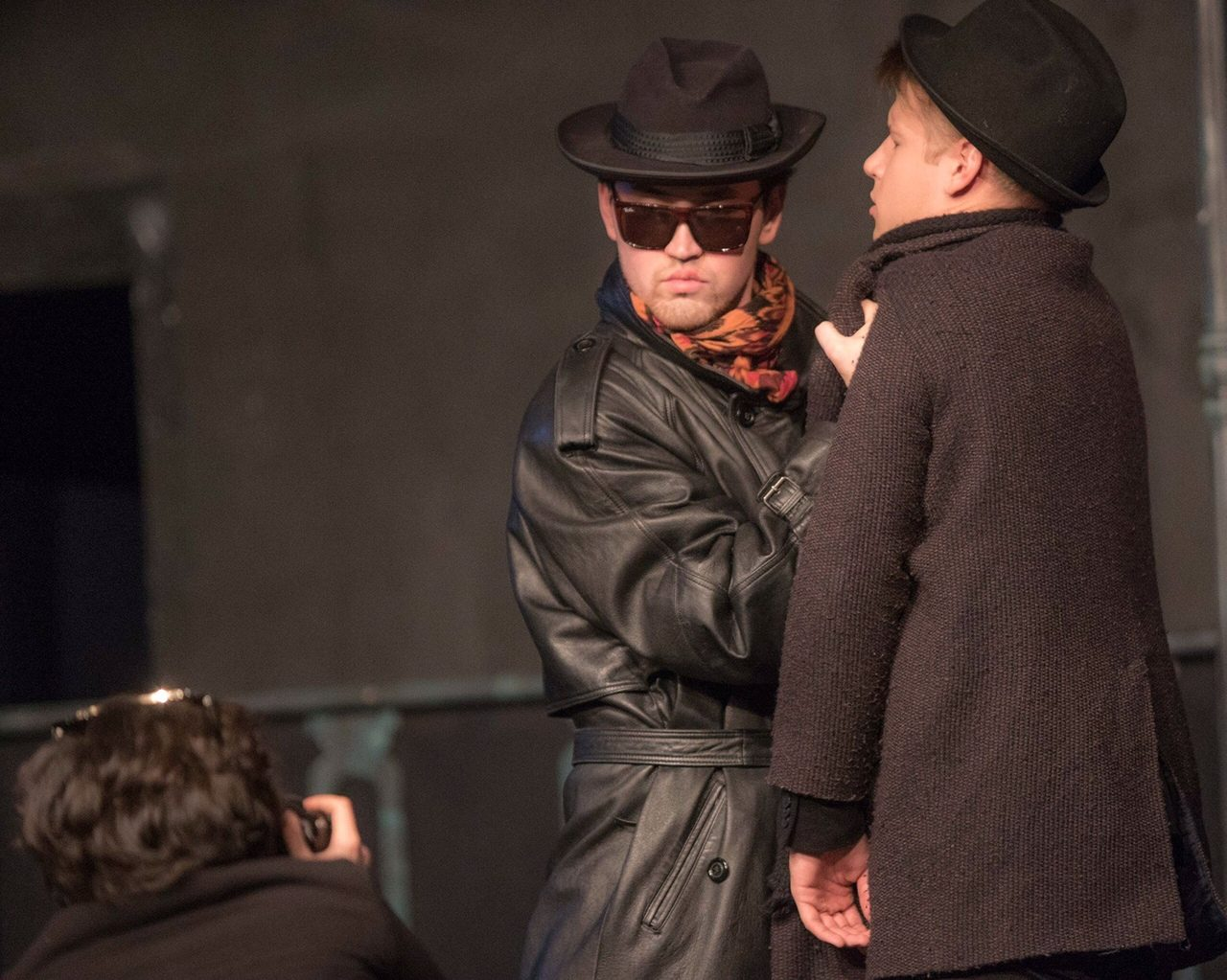 Спектакль «Эвридика» на фестивале «Твой шанс» – события на сайте «Московские Сезоны»