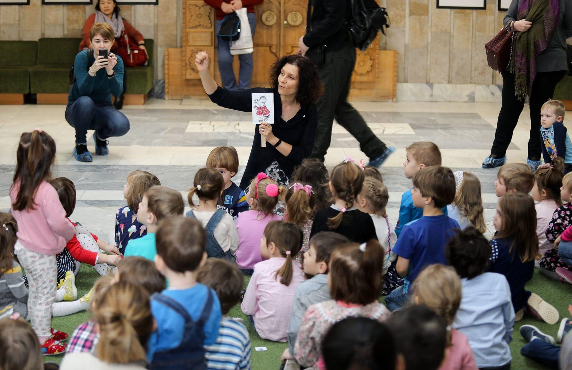 Всероссийская неделя детской книги в Российской государственной детской библиотеке – события на сайте «Московские Сезоны»