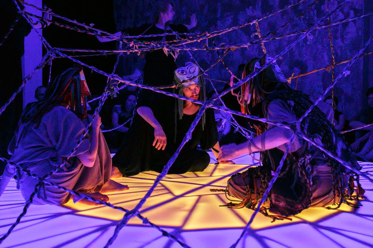 Спектакль «Маадай-Кара» – события на сайте «Московские Сезоны»