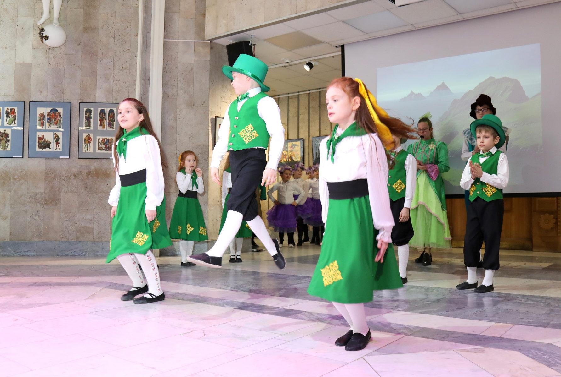 Праздник «День святого Патрика в РГДБ» – события на сайте «Московские Сезоны»