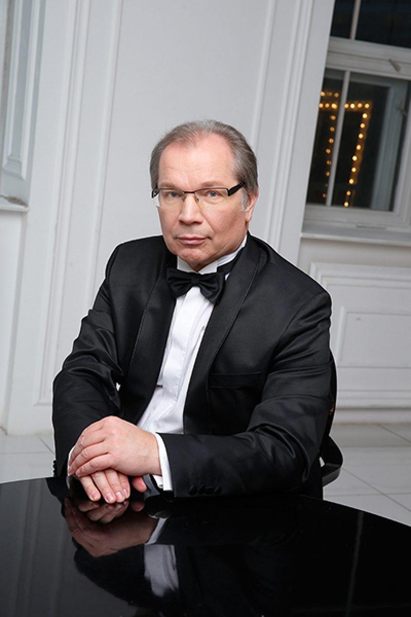 Гала-концерт пианиста-виртуоза Юрия Розума – события на сайте «Московские Сезоны»