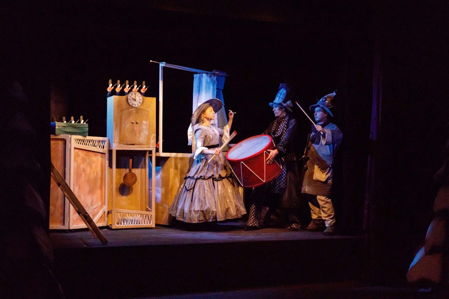Ночь в Московском камерном театре кукол – 2019 – события на сайте «Московские Сезоны»