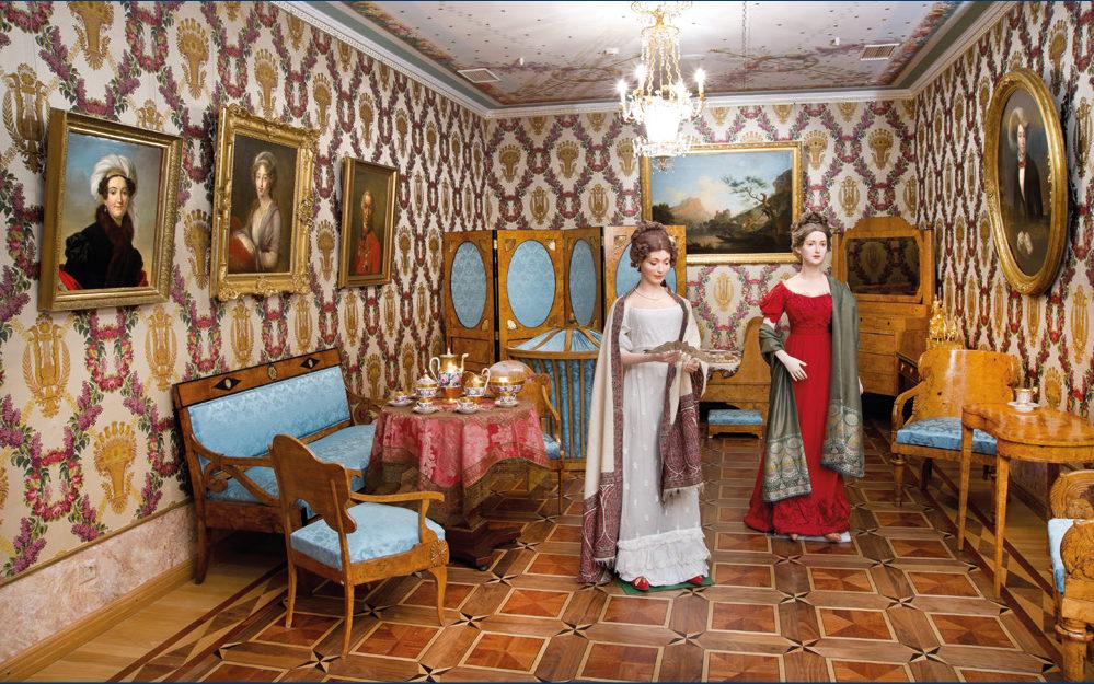 Выставка быта и культуры сословной России в «Музее сословий России» – события на сайте «Московские Сезоны»