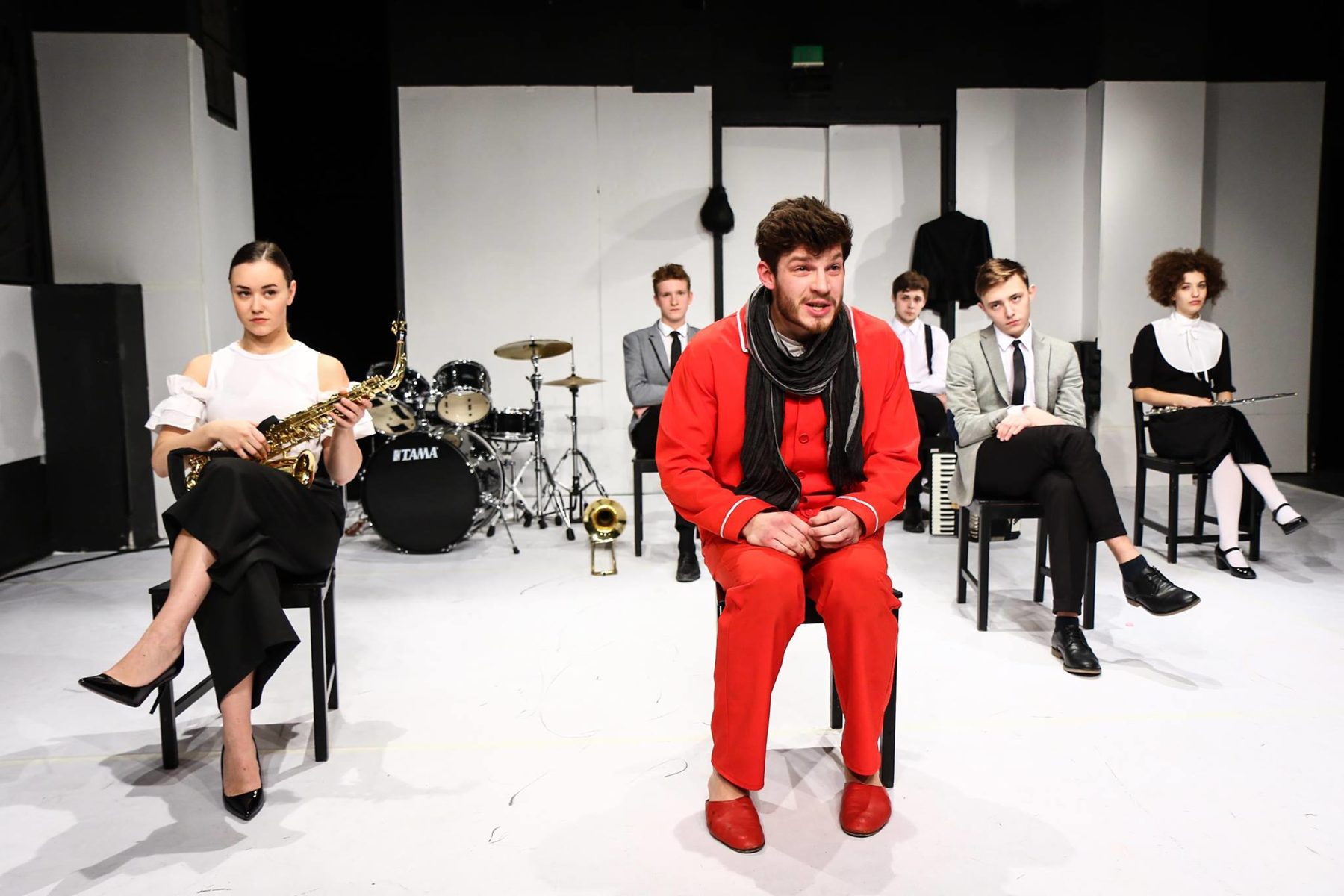 Спектакль «Мольермольер» – события на сайте «Московские Сезоны»