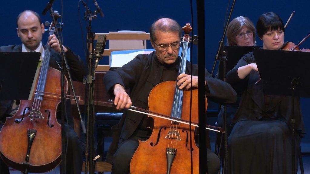 Концерт Александра Рудина «Серебряная классика. Виолончельные ассамблеи» – события на сайте «Московские Сезоны»