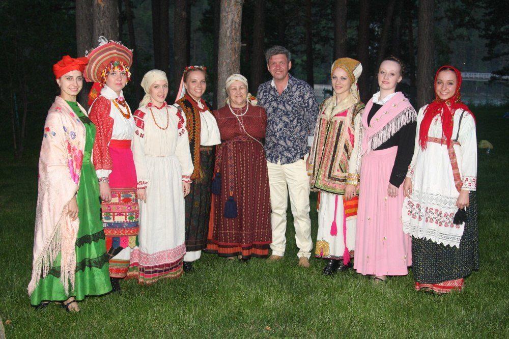 Лекция «Русский костюм: от традиции к современности» – события на сайте «Московские Сезоны»