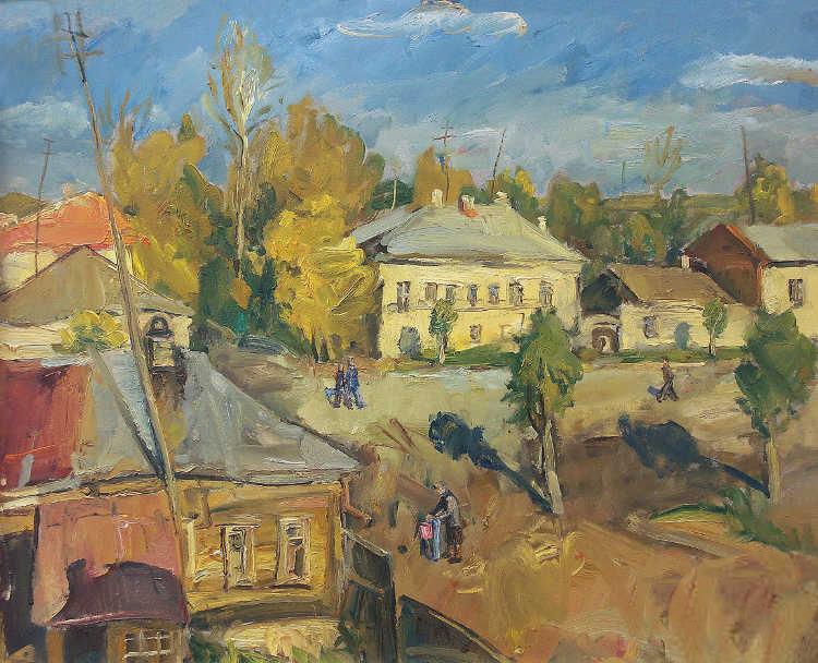 Выставка «Тарусская мозаика» – события на сайте «Московские Сезоны»