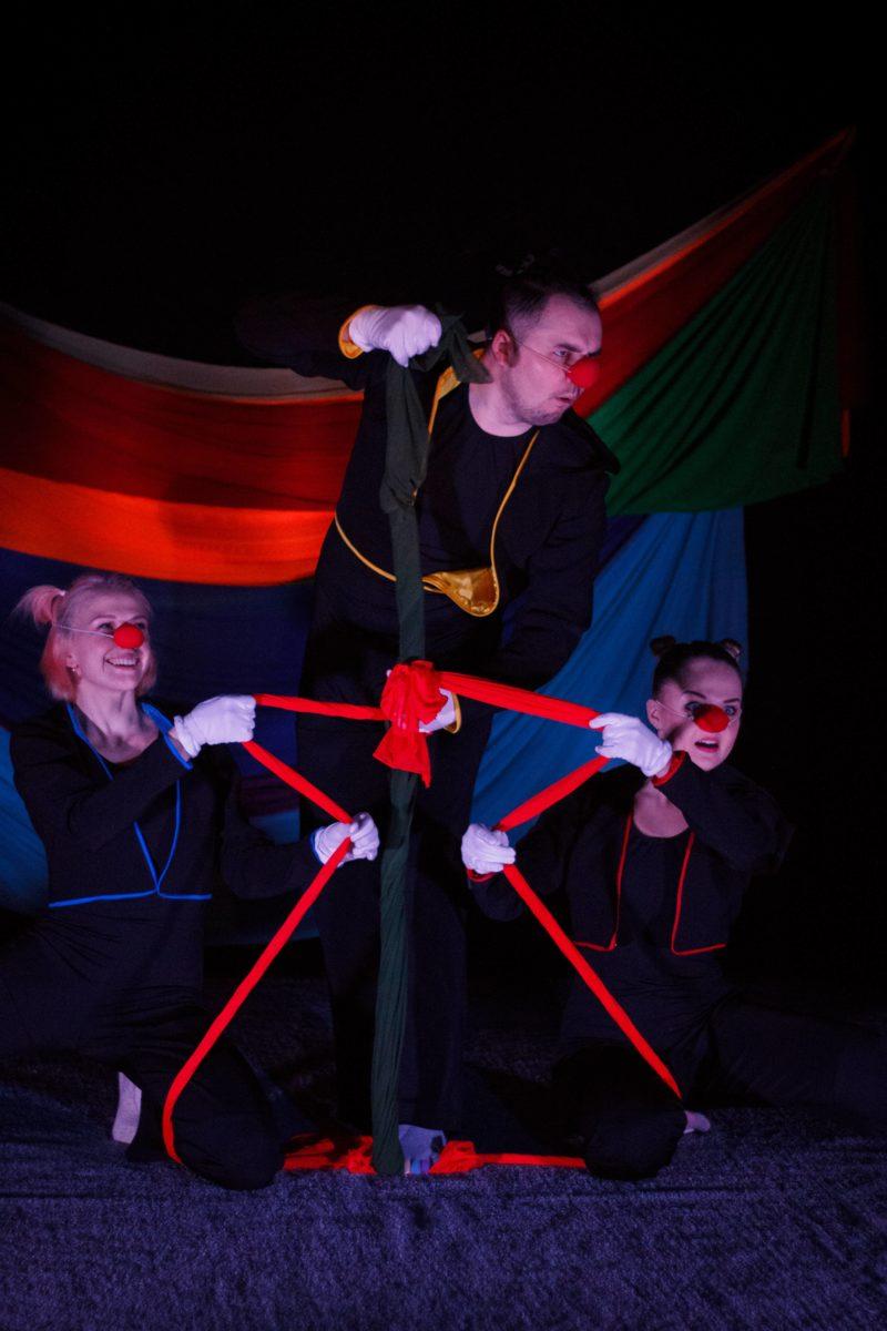 Спектакль «Чудо-радуга» – события на сайте «Московские Сезоны»