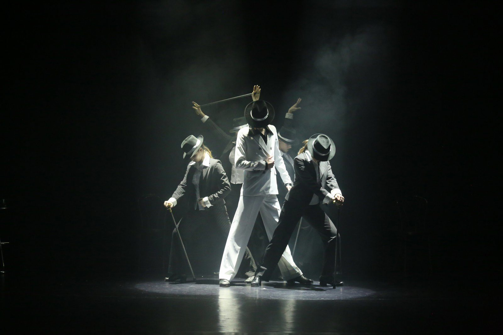 Джазовое шоу «Памятник неизвестному стиляге» – события на сайте «Московские Сезоны»