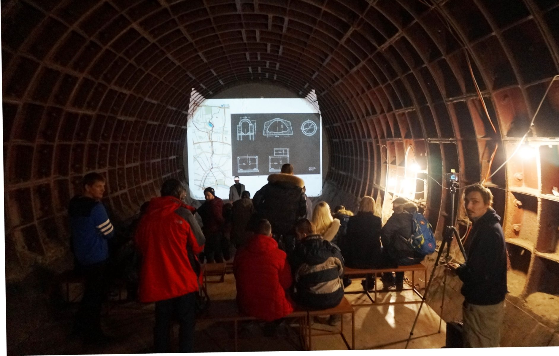 Лекция «День космонавтики на глубине 43 метра» – события на сайте «Московские Сезоны»