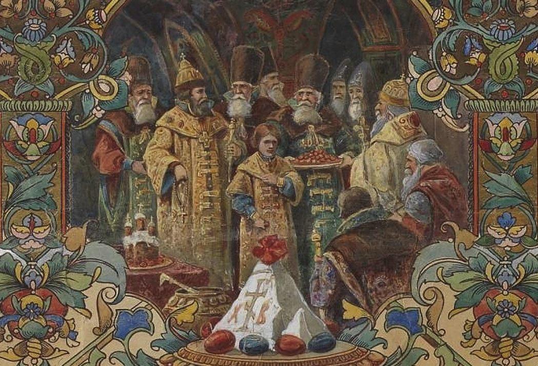 Пасха при дворе российских императоров – события на сайте «Московские Сезоны»