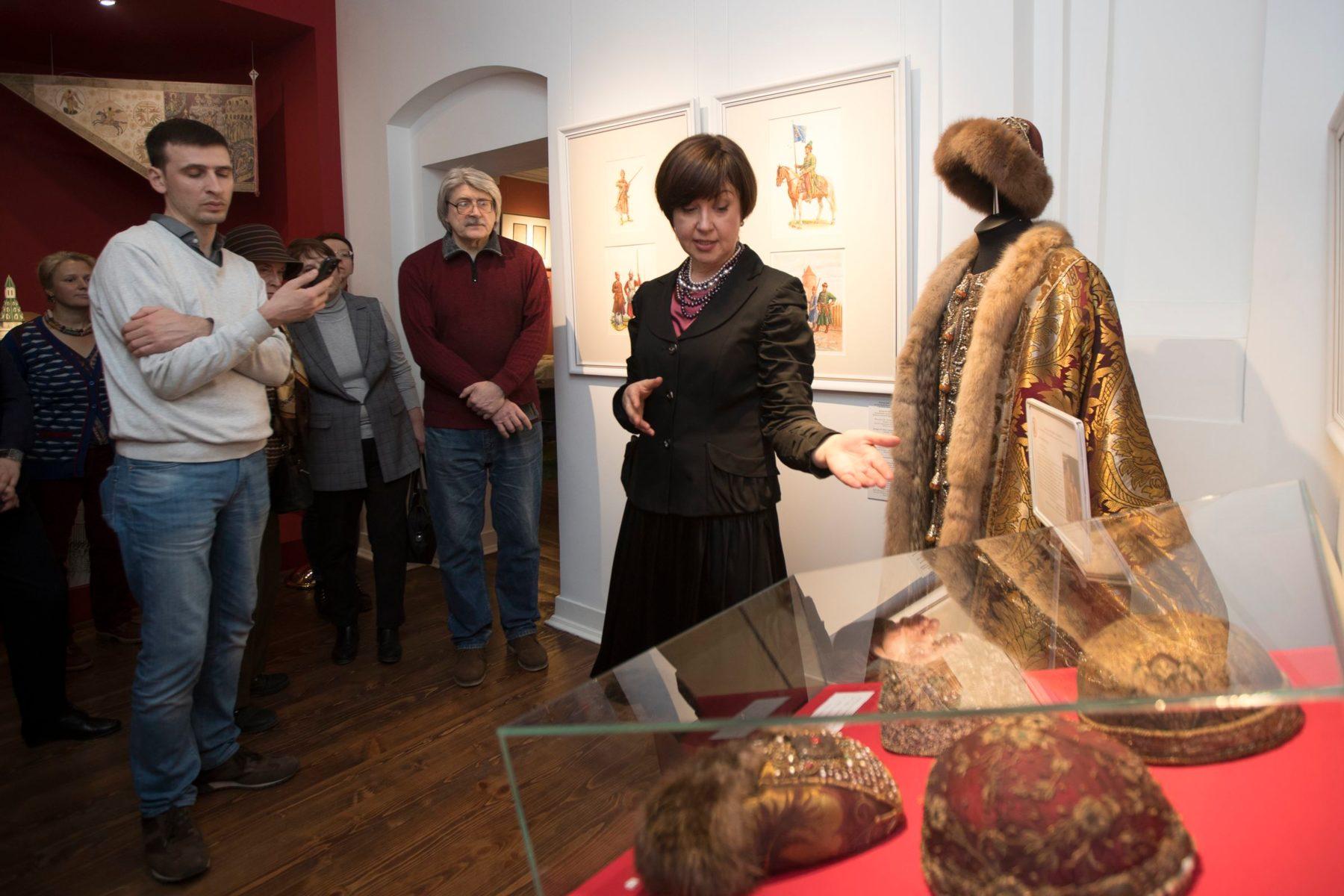 Выставка «Годунов. За кадром» в Музей военной истории «Стрелецкие палаты» – события на сайте «Московские Сезоны»
