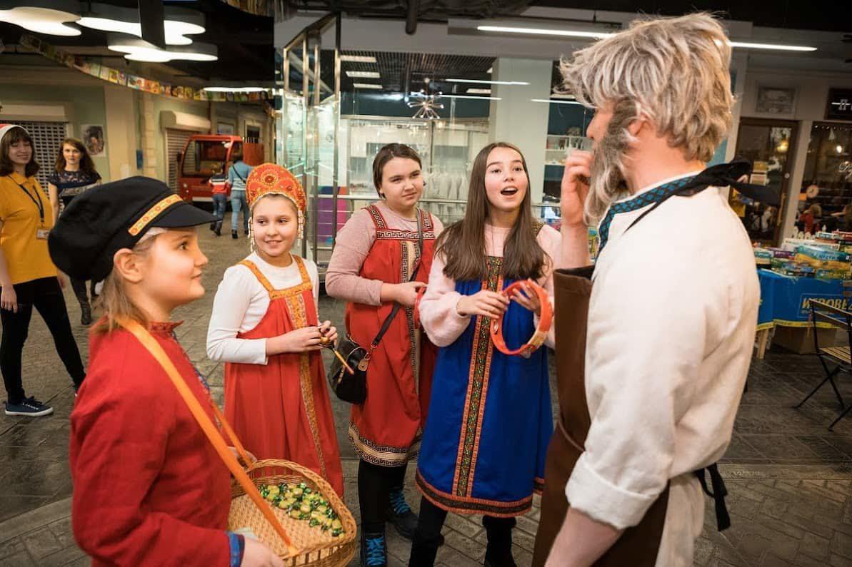Праздник «Пасха в Мастерславле» – события на сайте «Московские Сезоны»