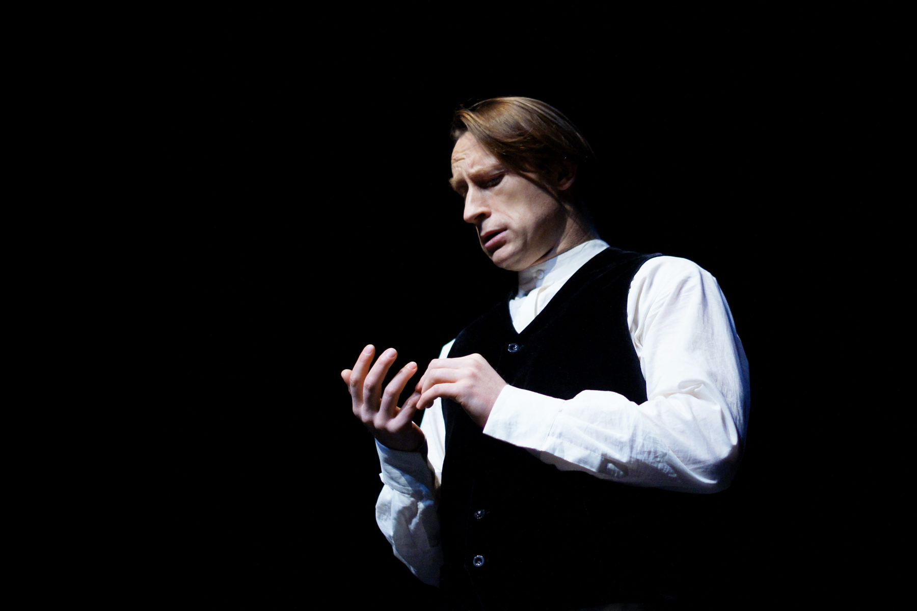 Спектакль «Цветы Месье Ибрагима. История одного детства» в театре Slc.Lab – события на сайте «Московские Сезоны»