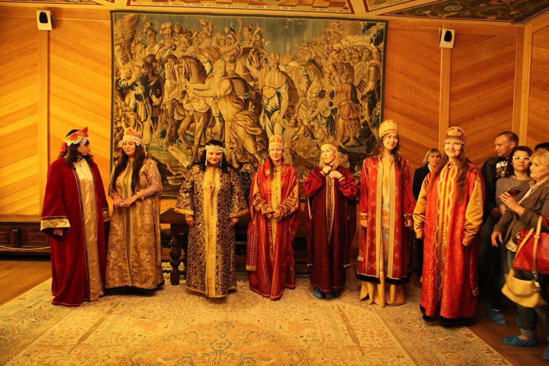 «Ночь в музее 2019» в музее-заповеднике «Коломенское» – события на сайте «Московские Сезоны»