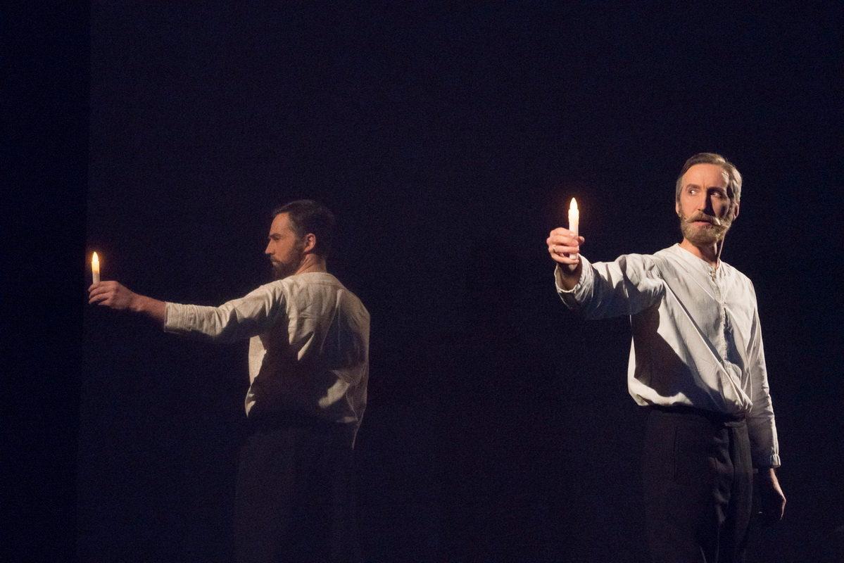Спектакль «Государственный переворот» в Малом театре на Ордынке – события на сайте «Московские Сезоны»