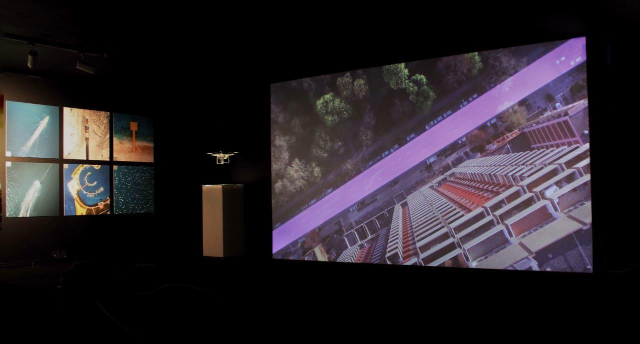 Выставочный проект «ДронArt» в Центре современного искусства «МАРС» – события на сайте «Московские Сезоны»