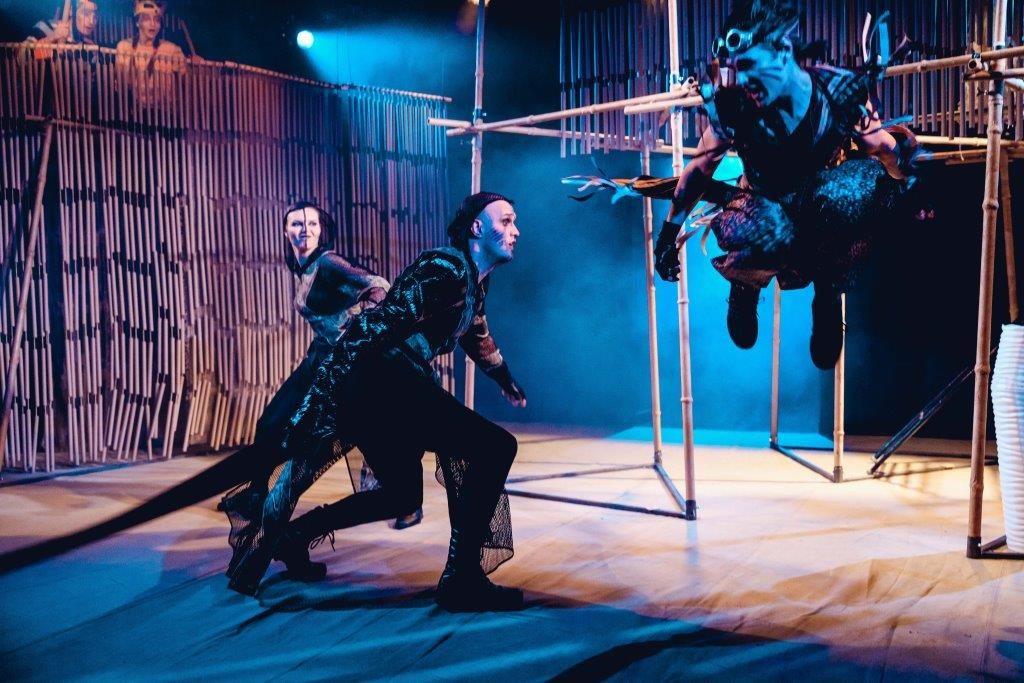 Спектакль «Рикки-Тикки-Тави» в Театре на Покровке – события на сайте «Московские Сезоны»
