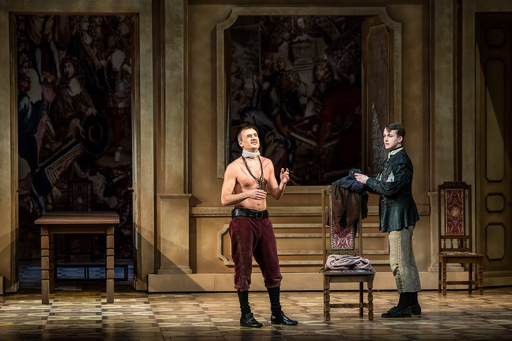 Спектакль «Тартюф» в Малом театре на Ордынке – события на сайте «Московские Сезоны»