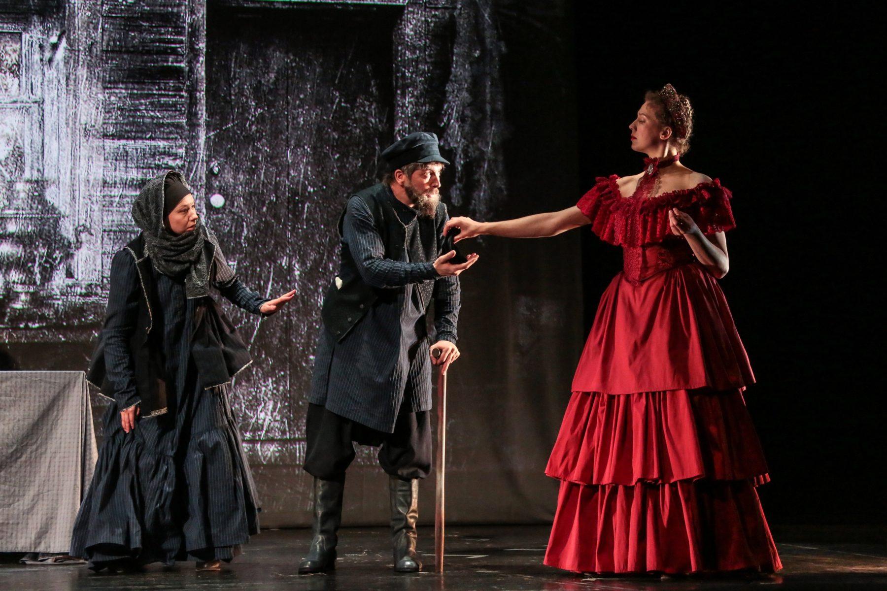 Спектакль «Метаморфозы-IV: Барыня. Суходол» – события на сайте «Московские Сезоны»