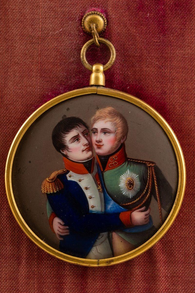 Выставка «Наполеон. Жизнь и судьба» в Доме-музее «Усадьба Муравьевых-Апостолов» – события на сайте «Московские Сезоны»