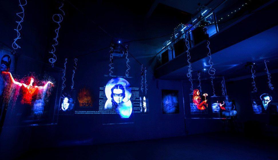 Голографическая выставка «Элиз» в Центре современного искусства «МАРС» – события на сайте «Московские Сезоны»