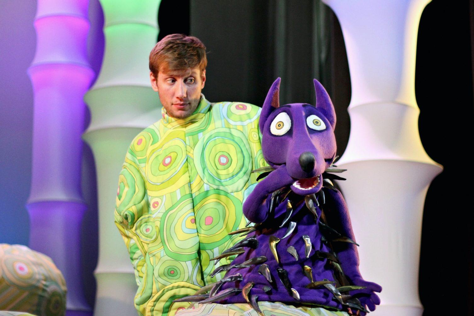 Спектакль «Колобок» в Московском театре кукол – события на сайте «Московские Сезоны»