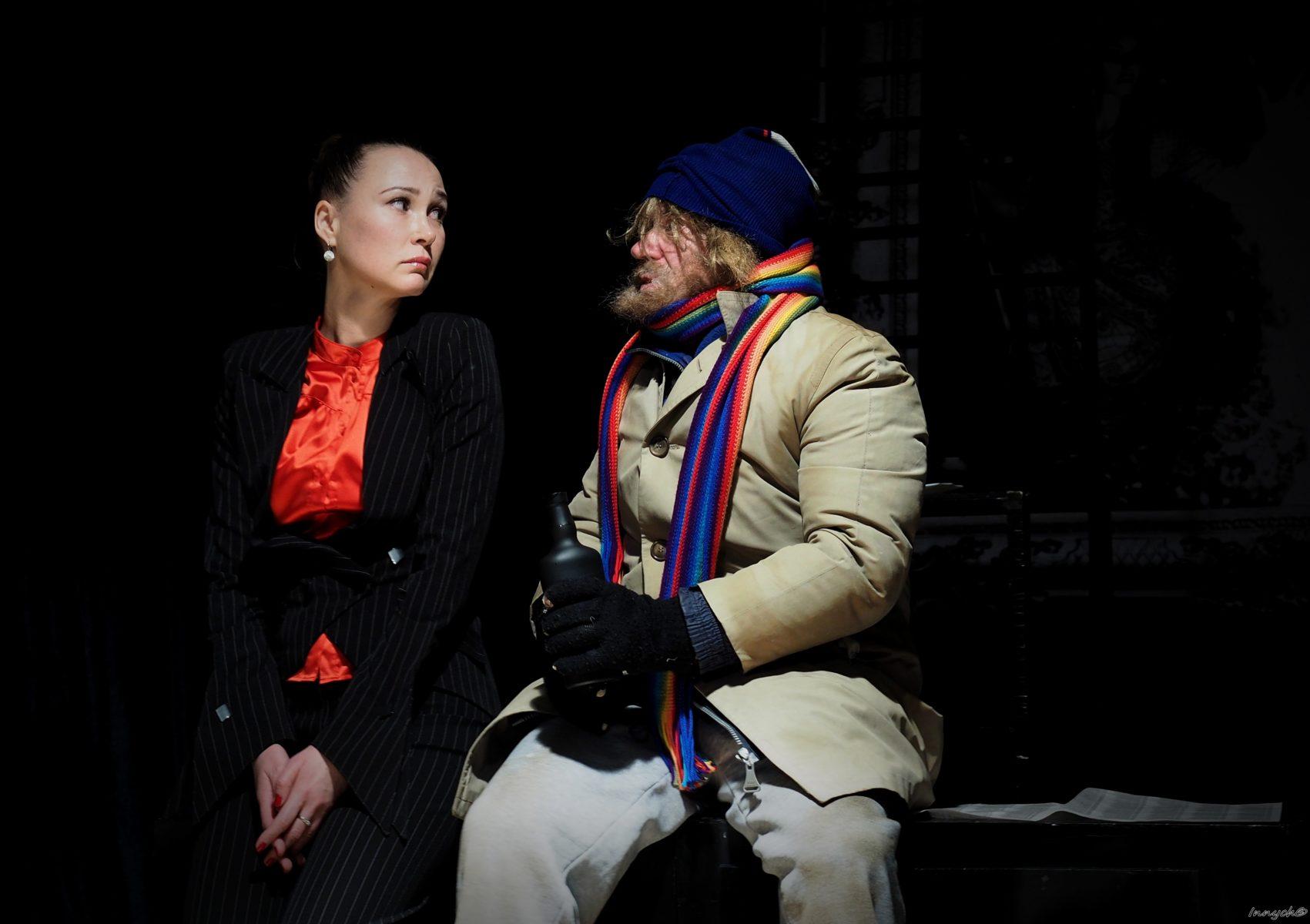 Спектакль «Танго на миллион» на Малой сцене театра Армена Джигарханяна – события на сайте «Московские Сезоны»