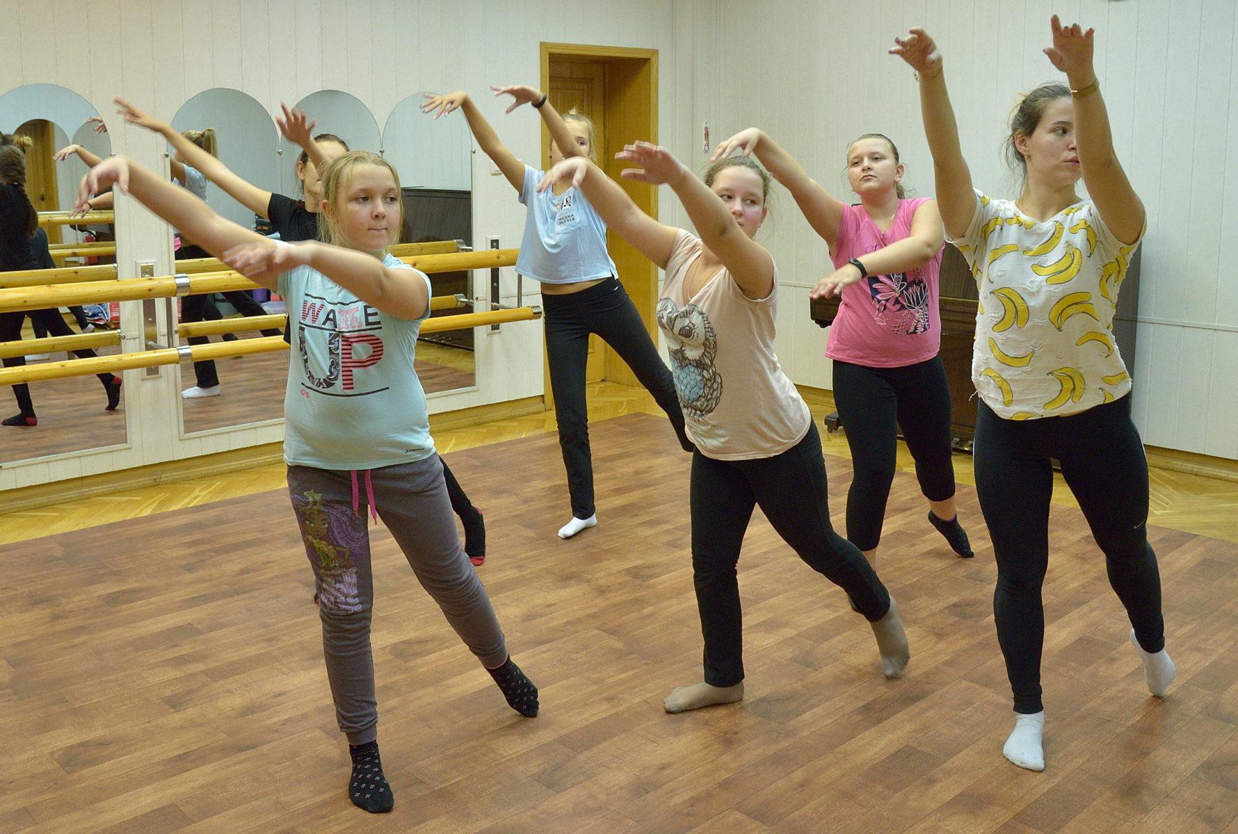 Летний интенсив по хореографии для детей в Хорошево-Мневниках – события на сайте «Московские Сезоны»