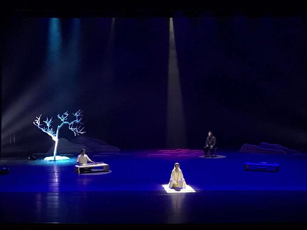 Концерт «Высокие горы, текущие воды» – события на сайте «Московские Сезоны»