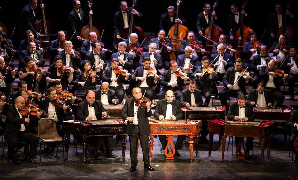 Концерт оркестра «100 скрипок» в Доме музыки – события на сайте «Московские Сезоны»