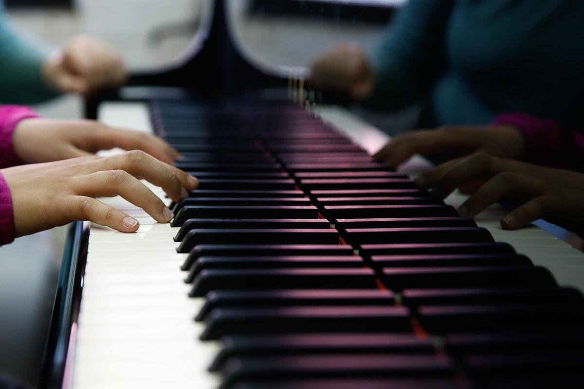 Концерт «Слушаю свою душу» в библиотеке № 136 имени Л.Н. Толстого – события на сайте «Московские Сезоны»