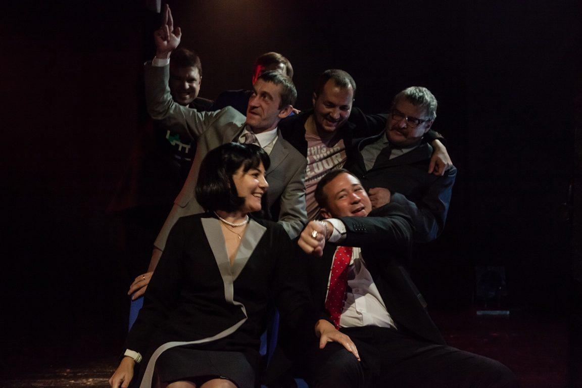 Спектакль «Ревизор» в Московском губернском театре – события на сайте «Московские Сезоны»