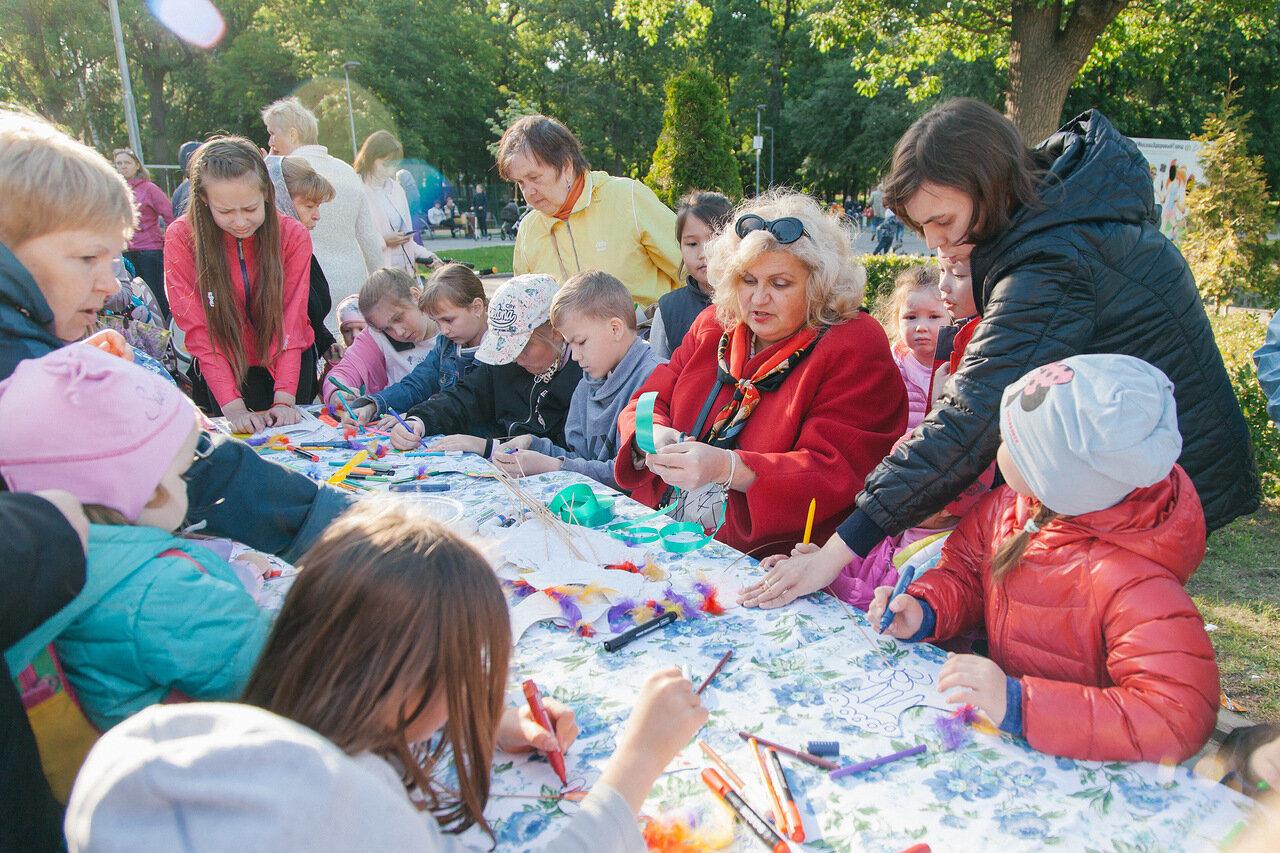 Праздничная программа «Формула детства» – события на сайте «Московские Сезоны»