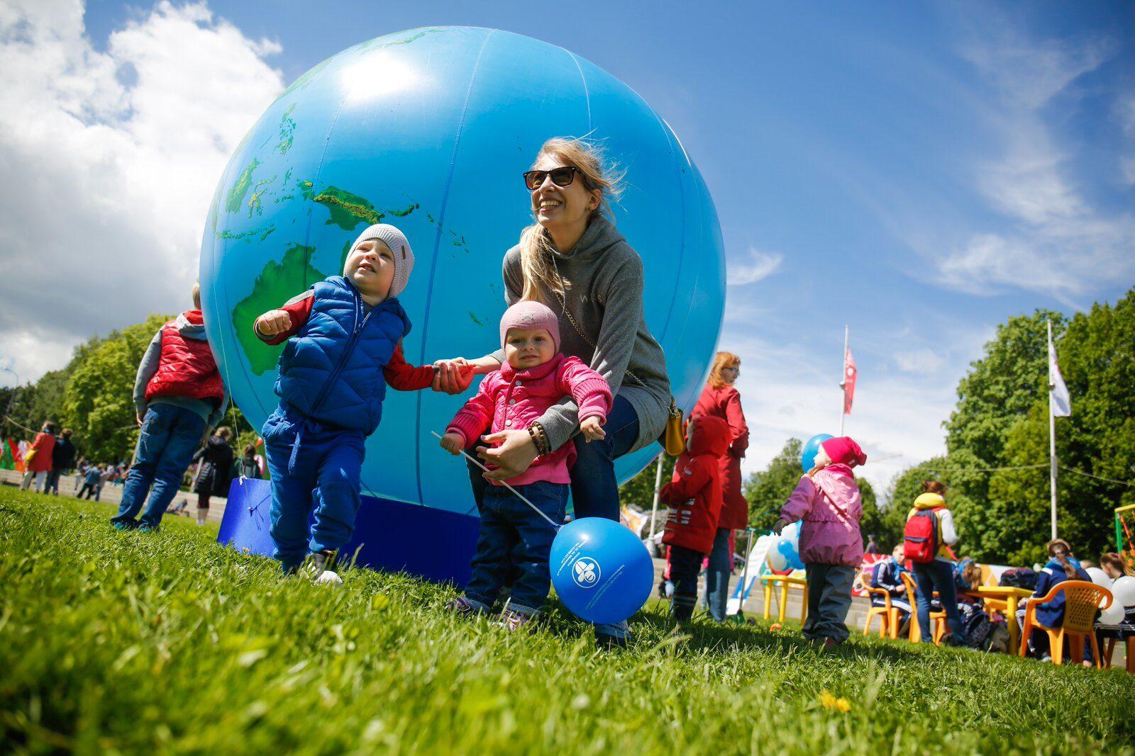 Праздник «Страна детства» – события на сайте «Московские Сезоны»