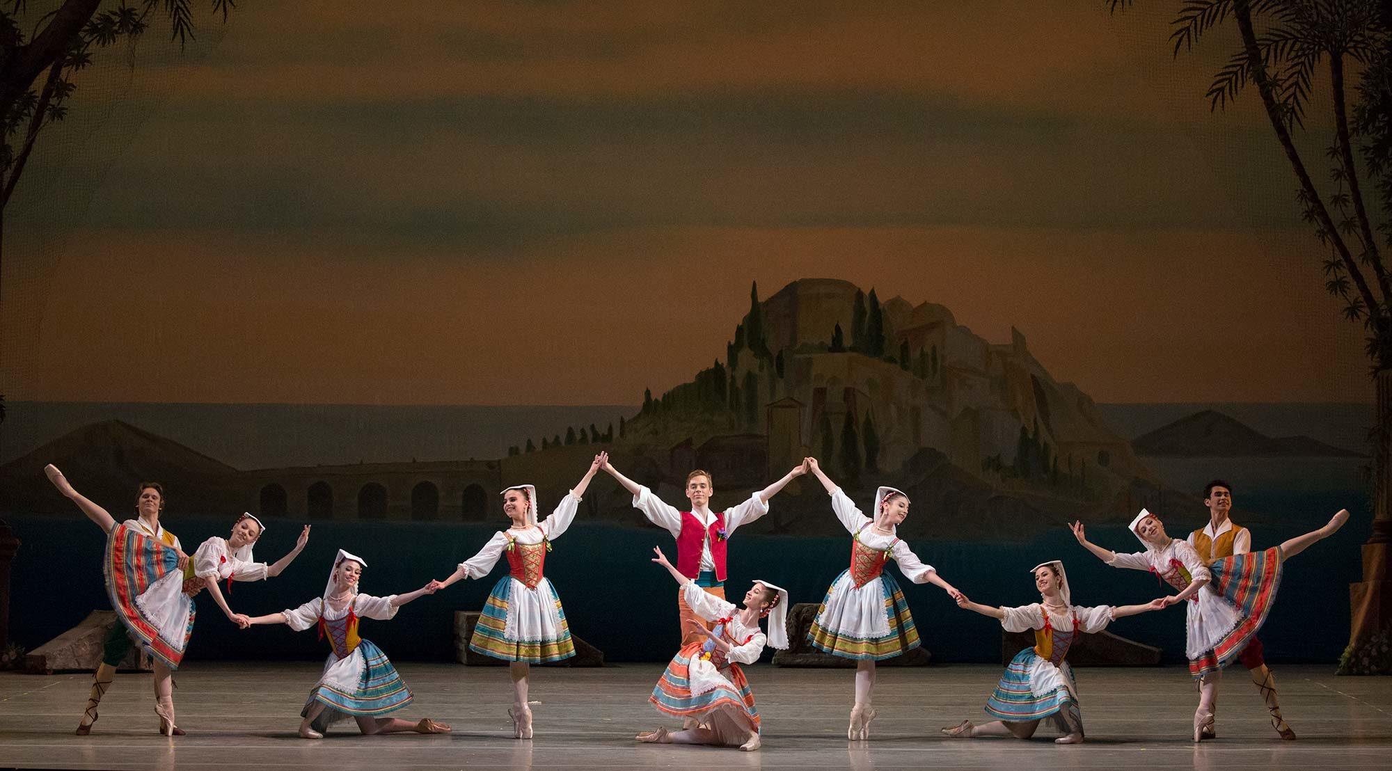 Вечер Академии Русского балета имени А. Я. Вагановой в Кремле – события на сайте «Московские Сезоны»