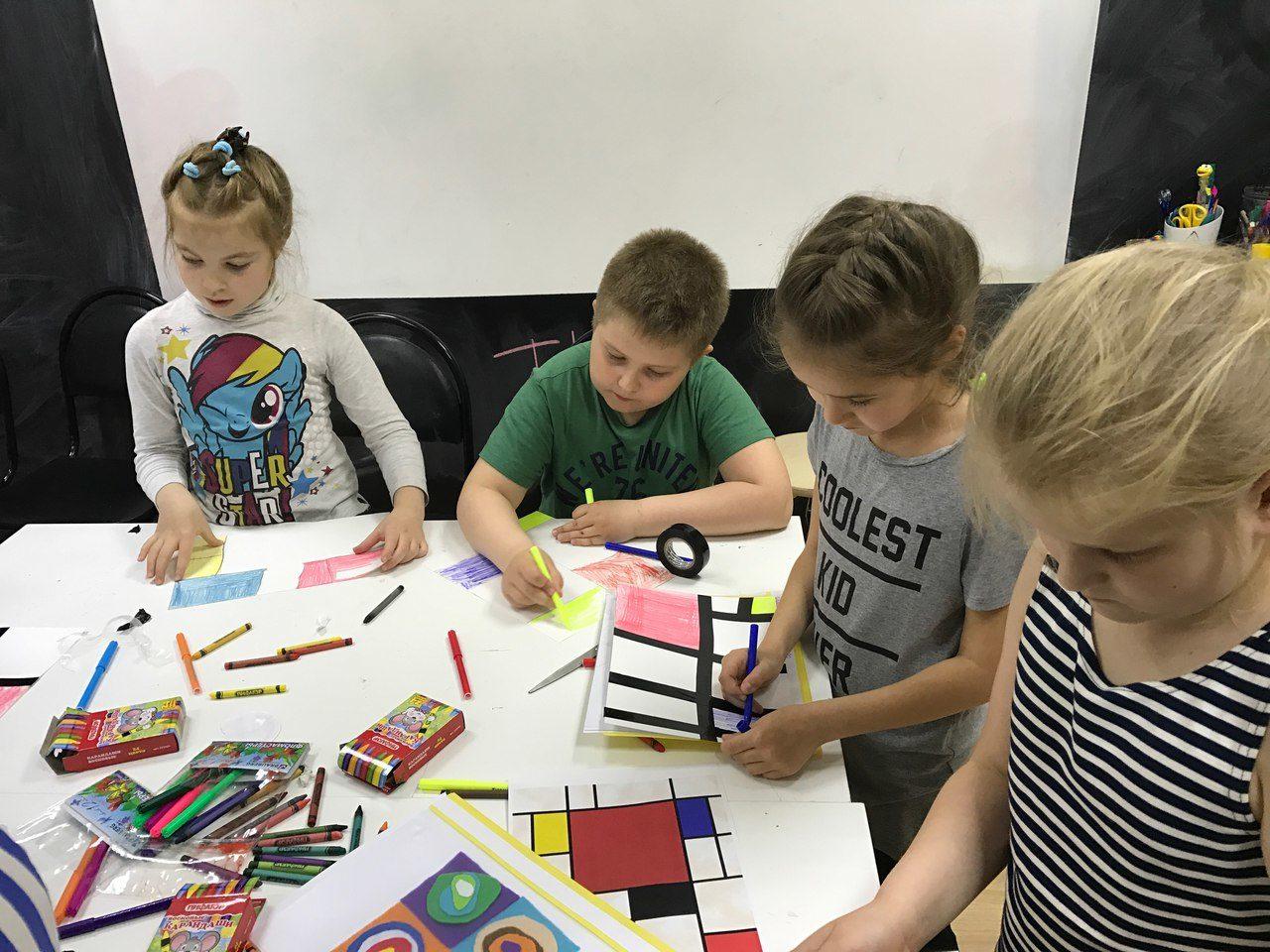 Летняя творческая программа «Город. Креативные каникулы» – события на сайте «Московские Сезоны»