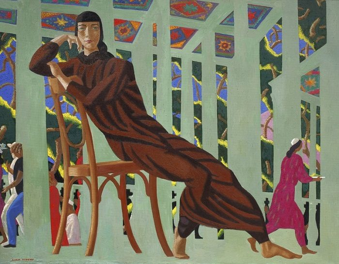 Выставка «Поэма о смыслах» в галерее Artstory – события на сайте «Московские Сезоны»